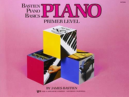 9780849752650: Bastien Piano Basics: Primer (Primer Level, Wp200)