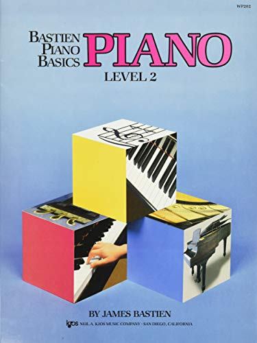 9780849752674: Bastien Piano Basics: Level Two