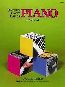 9780849752681: Bastien Piano Basics: Level Three