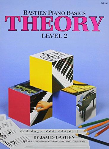 9780849752735: Bastien Piano Basics: Theory Level 2