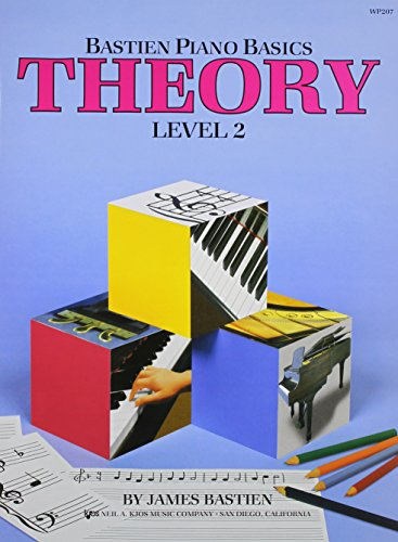 9780849752735: WP207 - Bastien Piano Basics - Theory Level 2