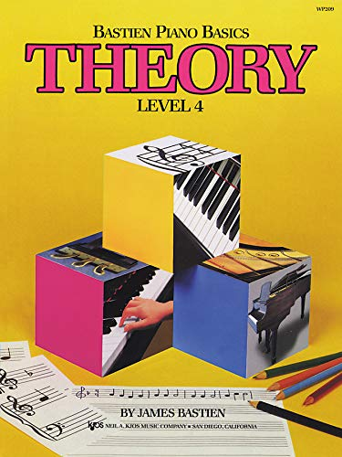 9780849752780: Bastien bfb teori 4 (eng)