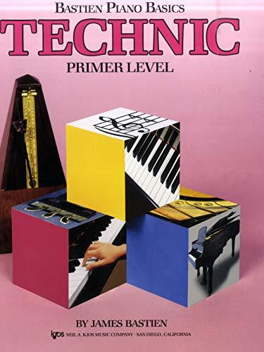 9780849752803: WP215 - Bastien Piano Basics - Technic Primer Level