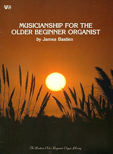 9780849753022: WR3 - Musicianship For The Older Beginner Organist - Level 1