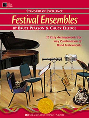W27XE - Festival Ensembles - Eb Alto Saxophone/Eb Baritone Saxophone: Bruce Pearson and Chuck ...