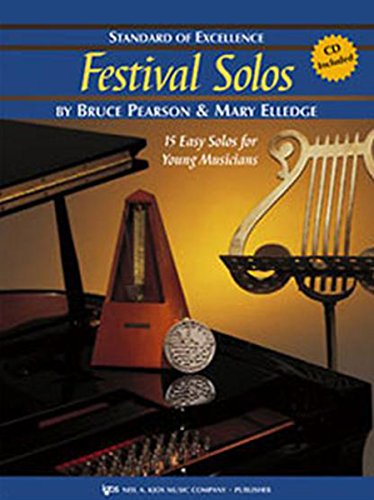 9780849757297: W37CL - Festival Solos Book 2 Book/CD - Clarinet