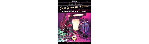 9780849757501: Standard of Excellence Jazz Ensemble Method 2nd Trombone (Book and CD Pack, 2nd Trombone)