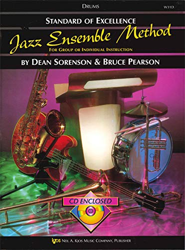 9780849757556: Title: W31D Standard of Excellence Jazz Ensemble Method