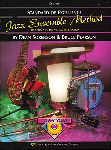 W31D - Standard of Excellence Jazz Ensemble Method: Drums: Dean Sorenson; Bruce Pearson