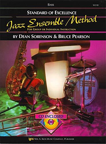 Standard Of Excellence: Jazz Ensemble Method: Bass