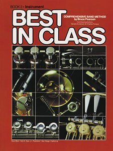 9780849758751: Best In Class book 2 / alto clarinet