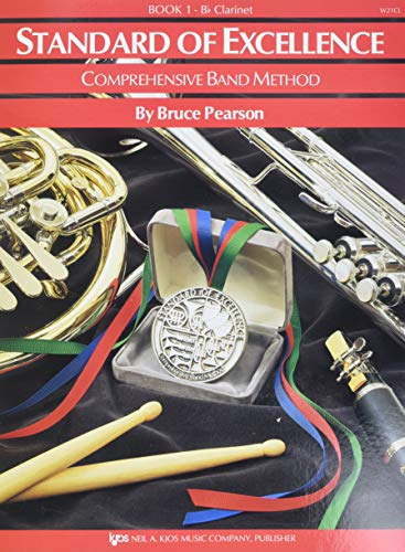 9780849759291: Standard of Excellence: Comprehensive Band Method Book 1 (B Flat Clarinet) (Standard of Excellence Series)