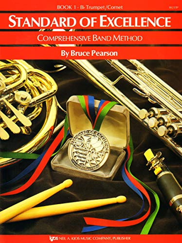 9780849759352: Standard Of Excellence: Comprehensive Band Method Book 1 (B Flat Trumpet/Cornet)