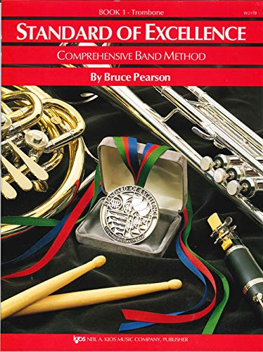 9780849759383: W21TB - Standard of Excellence Book Only - Book 1 - Trombone (Standard of Excellence Series)
