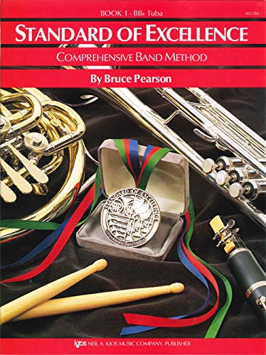 9780849759406: W21BC - Standard of Excellence Book 1 Book Only - Baritone B.C.