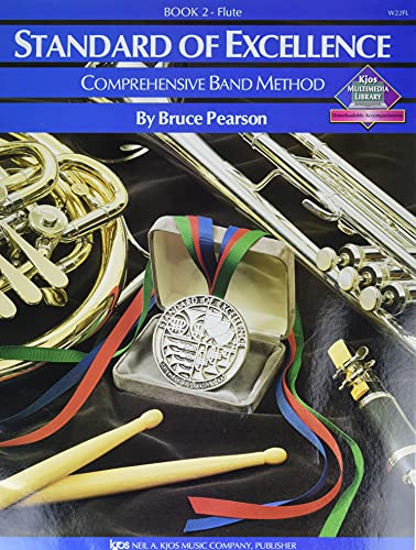 9780849759512: W22FL - Standard of Excellence Book 2 Book Only - Flute (Standard of Excellence - Comprehensive Band Method)