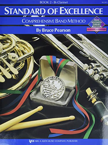 9780849759543: Standard of Excellence Book 2 Book Only - Clarinet