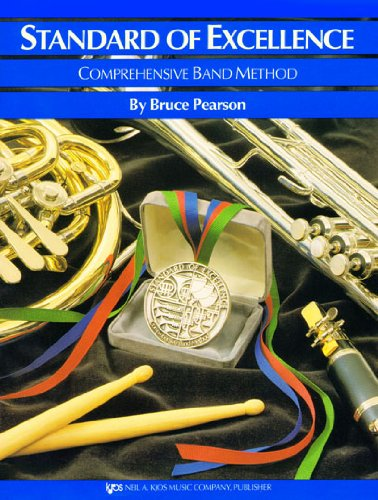 9780849759598: W22XR - Standard of Excellence Book 2 - Baritone Saxophone (Standard of Excellence Comprehensive Band Method)