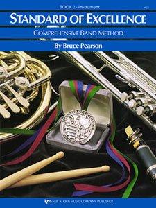 W22PR - Standard of Excellence Original Book 2 Drums Mallet Percussion (Standard of Excellence - ...
