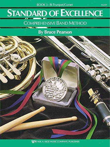 9780849759840: W23TP - Standard of Excellence Book 3 Trumpet/Cornet (Comprehensive Band Method)