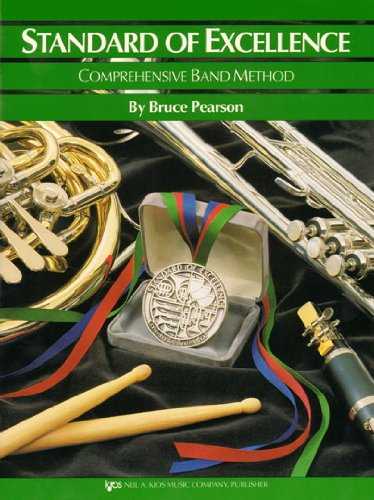 9780849759864: W23HE - Standard of Excellence Book 3 - Eb Horn