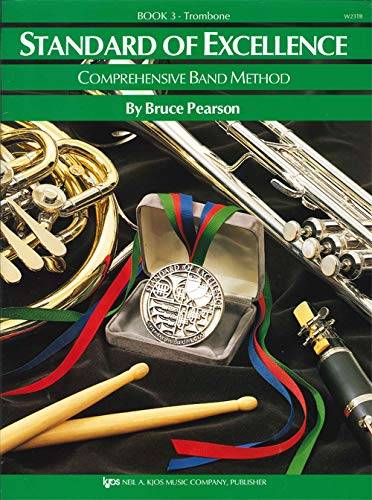 9780849759871: Standard of Excellence Book 3 Trombone