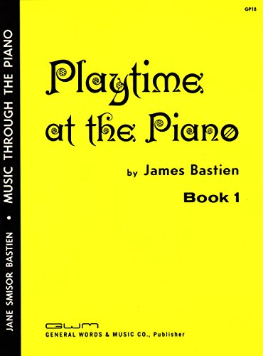 gp18 playtime at the piano book 1 bastien