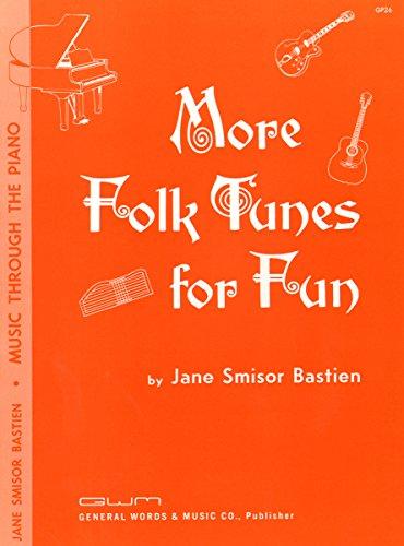 9780849760242: GP26 - More Folk Tunes for Fun: Level 3