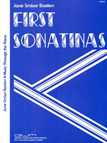 9780849761027: First Sonatinas