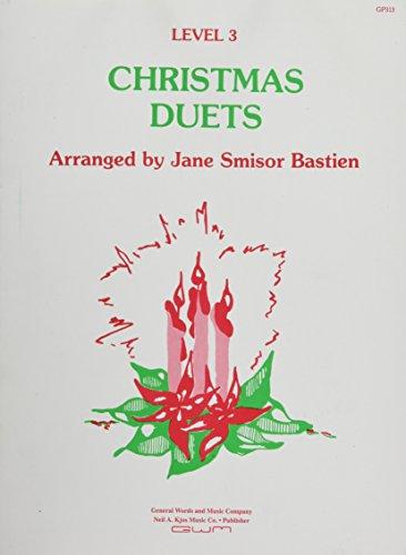 9780849761157: GP313 - Christmas Duets Level 3 - Bastien