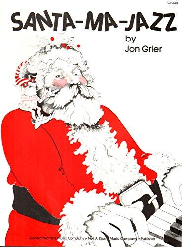 9780849761485: GP340 - Santa - Ma - Jazz