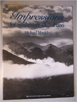 9780849761690: Impressions for Synthesizer & Piano