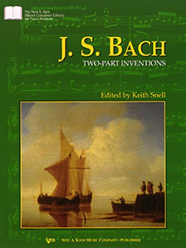 9780849761973: GP382 - J.S. Bach - Two-Part Inventions