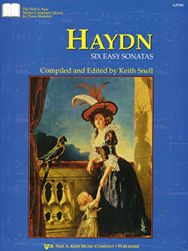 9780849762048: GP395 - Haydn : Six Easy Sonatas