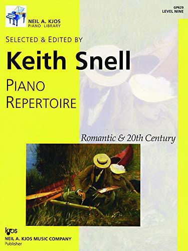 9780849762420: GP629 - Piano Repertoire: Romantic & 20th Century Level 9