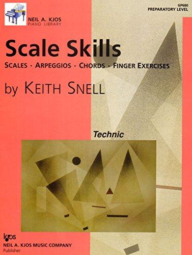 9780849762802: GP680 - Scale Skills - Preparatory Level