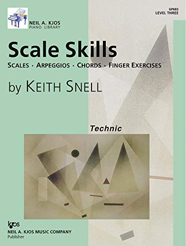 9780849762833: Keith Snell: Scale Skills - Level 3