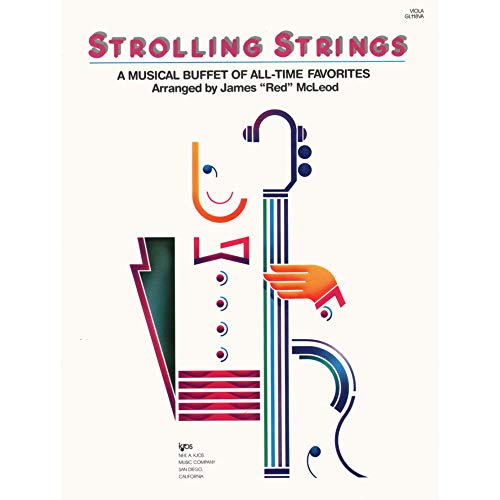 9780849769146: Strolling Strings - A Musical Buffet of All-Time Favorites (Viola Score - GL118VA)