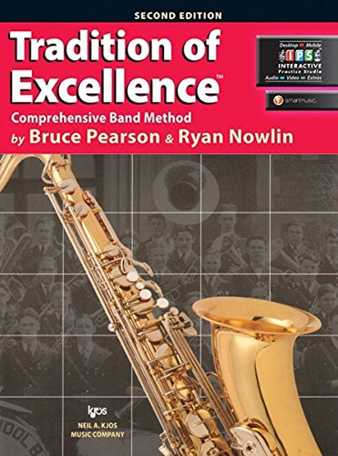 9780849770586: W61XB - Tradition of Excellence Book 1 - Bb Tenor Saxophone