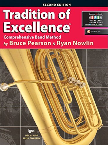 9780849770661: Tradition of Excellence, Book 1 (Bbb Tuba)