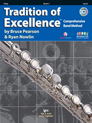 9780849771255: W62FL - Tradition of Excellence Book 2 - Flute