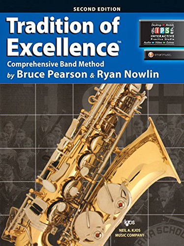 9780849771316: W62XE - Tradition of Excellence Book 2 - Eb Alto Saxophone