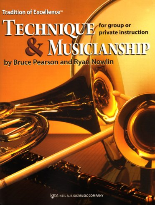 W64BC - Tradition of Excellence Technique & Musicianship - Baritone/Euphonium B.C.: Bruce ...
