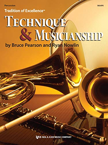 9780849771958: W64PR - Tradition of Excellence Technique & Musicianship - Percussion