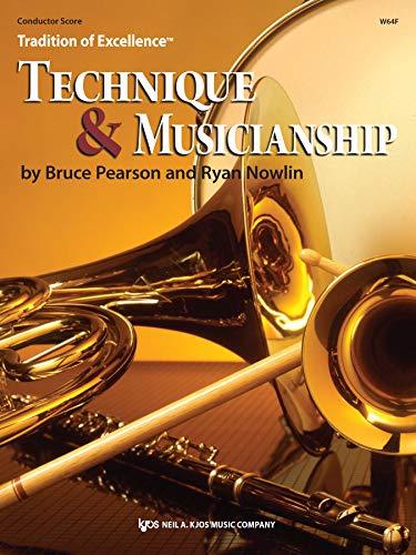 9780849771965: KJOS Tradition of Excellence: Technique & Musicianship Conductor Score