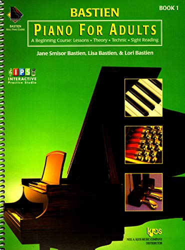 9780849773006: KP1 - Piano For Adults Book 1