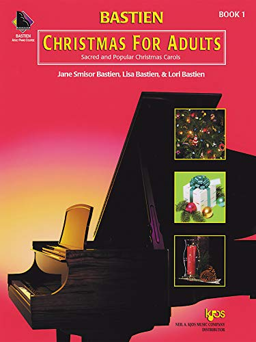 9780849773037: Bastien: Christmas for Adults Book 1