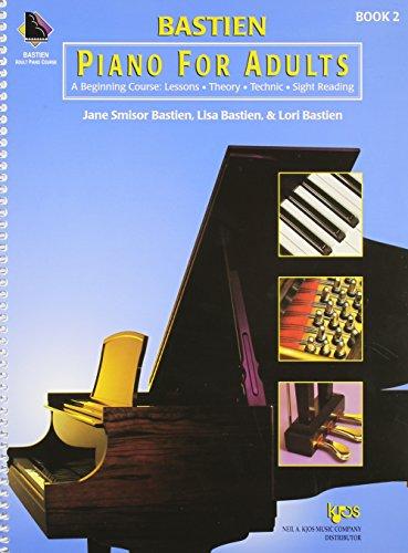 9780849773068: Bastien Piano for Adults Book 2
