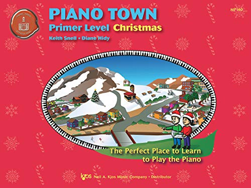 9780849773549: MP140 - Piano Town - Christmas - Primer Level