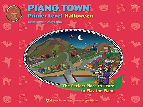 9780849773594: MP150 - Piano Town - Halloween - Primer Level